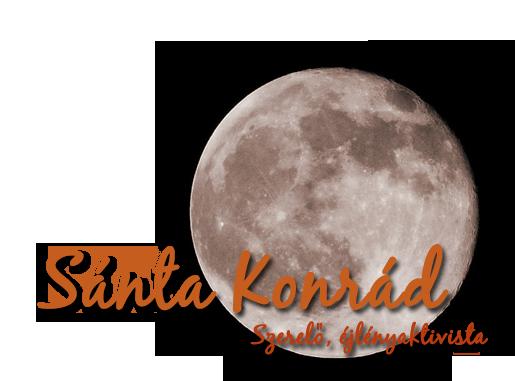 Sánta Konrád | Szerelő, éjlényaktivista